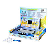 Детский ноутбук  MD8860ERU с цветным экраном