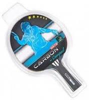 Ракетка для настольного тенниса JOOLA TT-Bat Carbon Compact 54191J