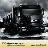 Комплект гидравлики  Hyva на  Ивеко с высококачественным алюминиевым баком