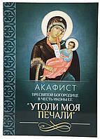 Акафист Пресвятой Богородице в честь иконы Ея «Утоли моя печали»