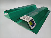 Поликарбонат Suntuf Greca76 Green 1260x3000