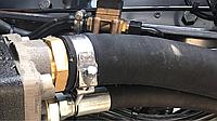 Рукав низкого давления R4 черный (Suction Hose R4)