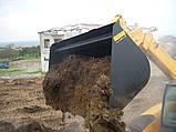 Ковш JCB из износостойкой стали Hardox (Хардокс), фото 7