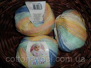 Alize Baby Wool Batik  (Ализе беби вул батик) 6539