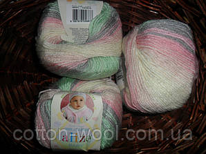 Alize Baby Wool Batik  (Ализе беби вул батик) 6541
