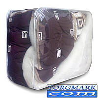 Одеяло Шерстяное открытое Сатин+Мех (180 х 210 см)