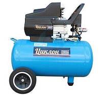 Компрессор воздушный  Циклон 50 литров