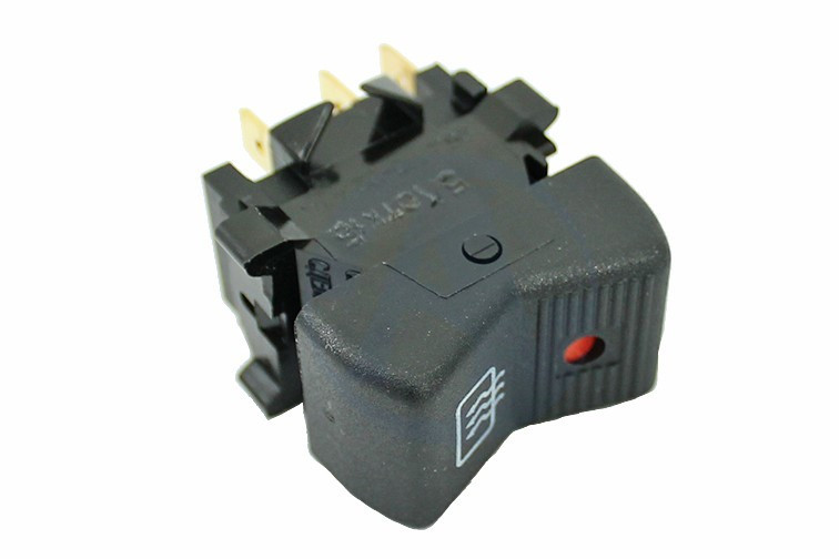 Выключатель клавиша ВАЗ-2107 обогрева заднего стекла С-Пб