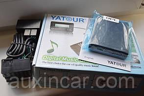 MP3 usb aux адаптер Yatour для штатной магнитолы OPEL