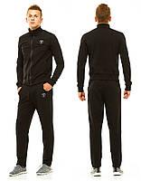 Мужской спортивный костюм (48, 50, 52, 54) — трикотаж от компании Discounter.top