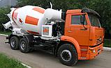 Автобетоносмесительная установка, объем 5м3, 6м3, фото 2