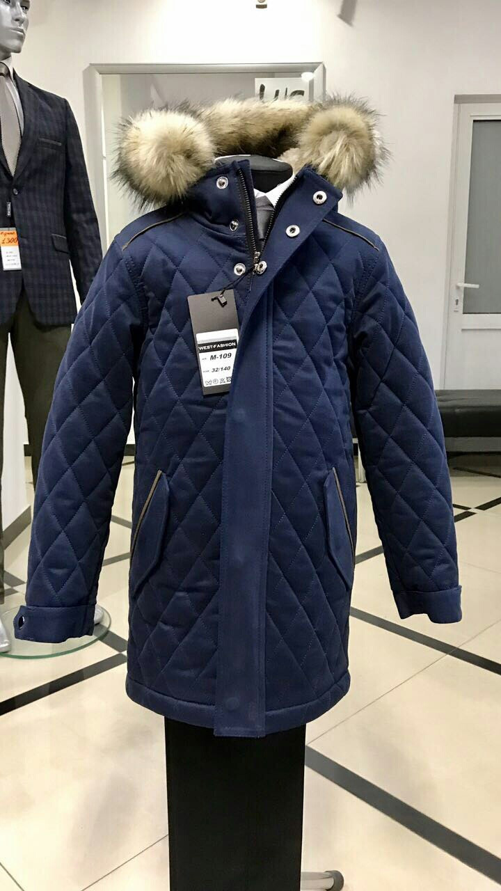 Куртка-пальто детская West-fashion M-109