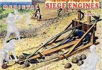 Medieval siege engines, part I