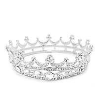 Диадема свадебная Корона