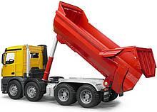 Переоборудование грузовика в самосвал с пластиковым гидробаком