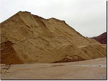 Песок мытый и сеянный