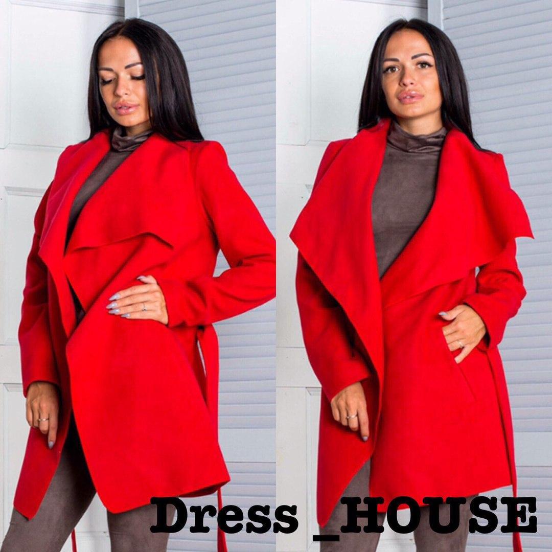 0388a416b4b Купить Лёгкое пальто-кардиган в расцветках h-502114 недорого в ...