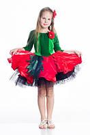 Мак карнавальный костюм для девочки