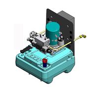 Гидравлический блок питания 1A2- 1A2+ EMERGENCY OMFB