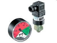 Индикаторы загрязнения для вакуумных и обратных фильтров ARGO-HYTOS