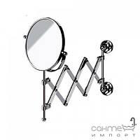 Аксессуары для ванной комнаты Bugnatese Настенное зеркало для ванной комнаты Bugnatese Accessori 40000 CR хром