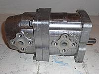 Тандемний шестерінчатий насос GP2.5K32/2K10L-A333AA-F (GP32K-10K-LС2.52АА4АА; НШ32Д-10Д-3Л) Гидросила