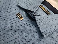 Стильные цветные осенние рубашки для мальчиков 11 лет. Производство-Турция. (Осень-2017г.)