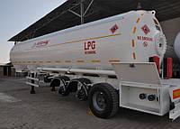 Автоцистерна DOĞUMAK 36м3 для жидкого нефтянного газа