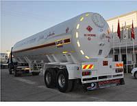 Автоцистерна New DOĞUMAK YEMEN 57 M3 для жидкого нефтянного газа