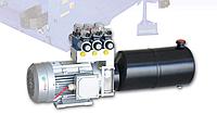 Электрогидравлика для шиномонтажного станка 380 В  (Tyre Changer)