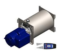 Электрогидравлика для самосвалов на пульте управления OMFB (5-15 л)