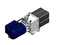 Алюминиевый гидравлический блок питания для самосвалов OMFB (2-5 л)