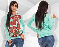 Женская кофта (42-44,44-46) — Микро дайвинг  купить оптом и в Розницу в одессе 7км