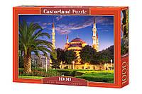 Пазлы Голубая мечеть Castorland 1000 элементов