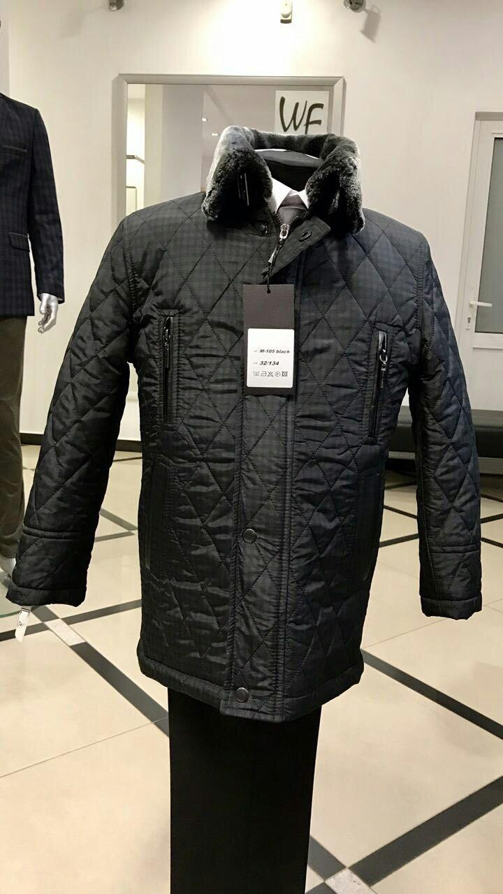 Куртка-пальто детская West-fashion M-105