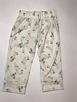 Штаны для сна пижама детские GAP на девочку 6 лет