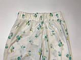 Штаны для сна пижама детские GAP на девочку 6 лет , фото 2