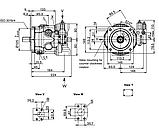 Регульовані насоси Bosch Rexroth A10VSNO, фото 2