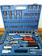 Набор головок и ключей набор инструментов Champion German style 94ед