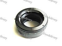Адаптер переходник Rolleiflex SL35 QBM - Sony NEX