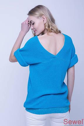Модный женский осенний джемпер, фото 2