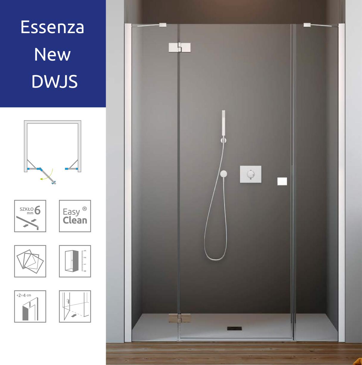 Душевые двери Radaway Essenza New DWJS