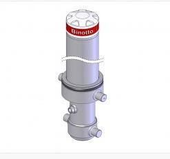 Гидроцилиндр Binotto MFС-B3 107-3-2855 D0311 (фронтальный)