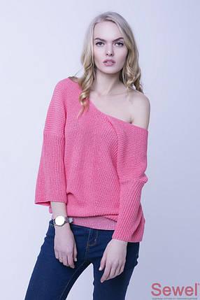 Модный женский джемпер, свитер, фото 2