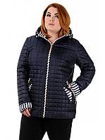 Универсальная модель женской куртки по 62й размер