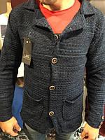 Мужская кофта (L, XL, 2XL) — 50шерсть/50котон от компании Discounter.top