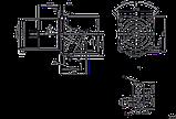 Осевой поршневой неподвижный мотор Bosch Rexroth A2FE 6x, фото 2