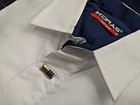 Стрильная белая рубашка для подростка 12 лет. Производитель - Турция. (Осень 2017)