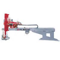 Декартовый промышленный робот DMG 6