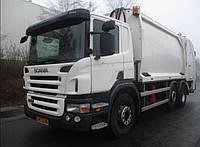 Мусоровоз Scania 230 B 6X2/4 EEV XPI